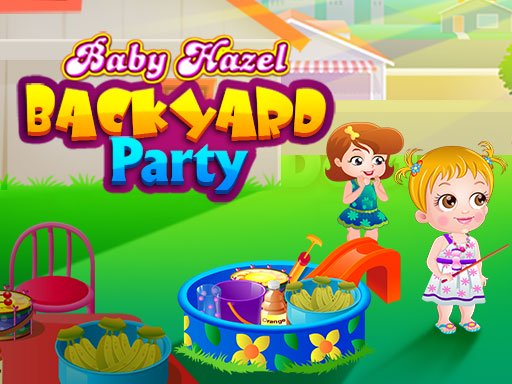 Baby Hazel Backyard Party Online Online