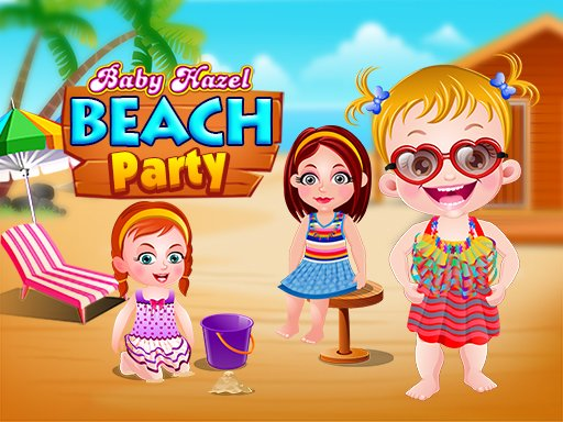Baby Hazel Beach Party Online Online