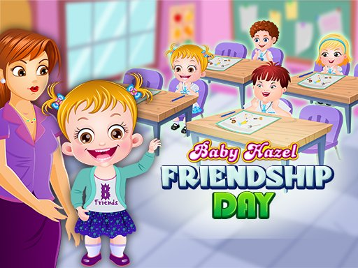 Baby Hazel Friendship Day Online Online