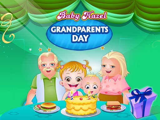 Baby Hazel Grandparents Day Online Online
