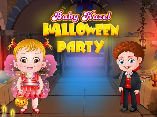 Baby Hazel Halloween Party Online Online