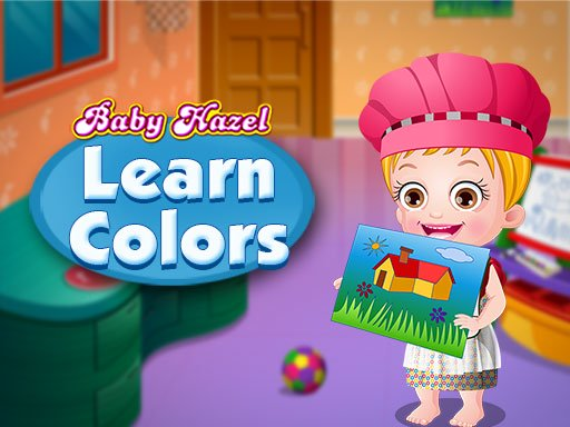Baby Hazel Learns Colors Online Online