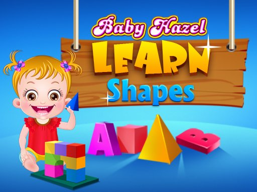 Baby Hazel Learns Shapes Online Online