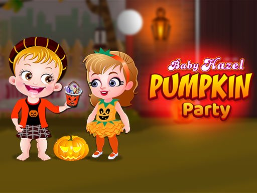 Baby Hazel Pumpkin Party Online Online