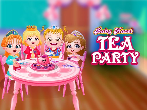 Baby Hazel Tea Party Online Online