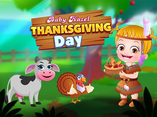 Baby Hazel Thanksgiving Day Online Online