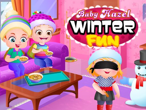 Baby Hazel Winter Fun Online Online