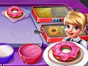 Cooking Fast 2 Donuts Online
