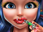Dotted Girl Lips Injections Online