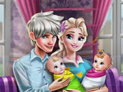 Ice Queen Twins Family Day Online