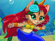 Mermaid Kitty Maker Online